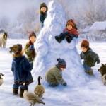 Куда девается любовь к зиме?