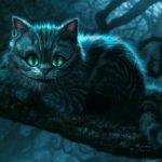 Чем улыбается чеширский кот?